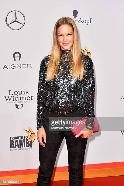 Esther Seibt attends the Tribute To Bambi at Station on October 6 2016 in Berlin Germany