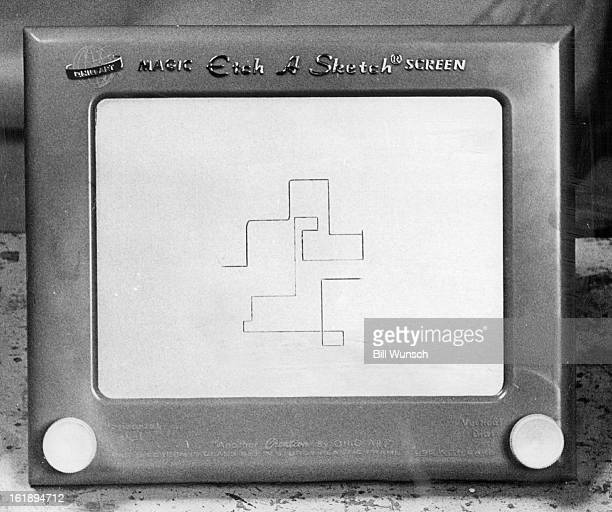 DEC 12 1970 DEC 14 1970 Etch A Sketch May Be Found In Half The Homes In America On the market for years toy has 'breakable' glass Consumers Union...