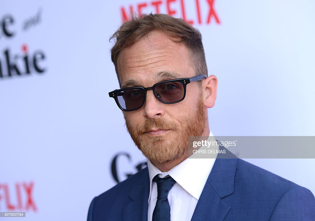 Ethan Embry attends the Season 2 Premiere of Grace and Frankie, in Los Angeles, California, on May 1, 2016. / AFP / CHRIS