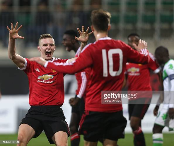 Liverpool Vs Man Utd U19s Result: Manchester United U19s Stock Photos And Pictures