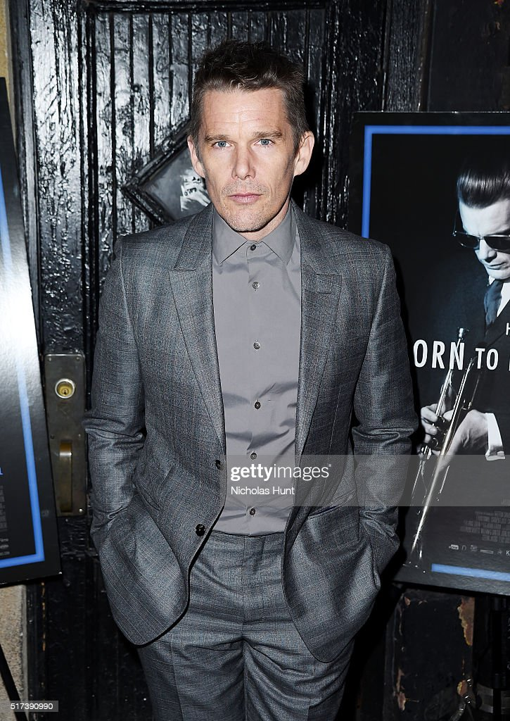 """Born To Be Blue"" New York Screening"