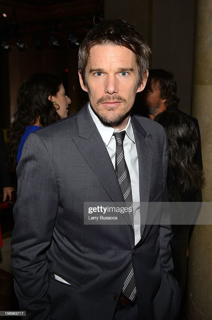 Ethan Hawke attends the IFP's 22nd Annual Gotham Independent Film Awards at Cipriani Wall Street on November 26, 2012 in New York City.