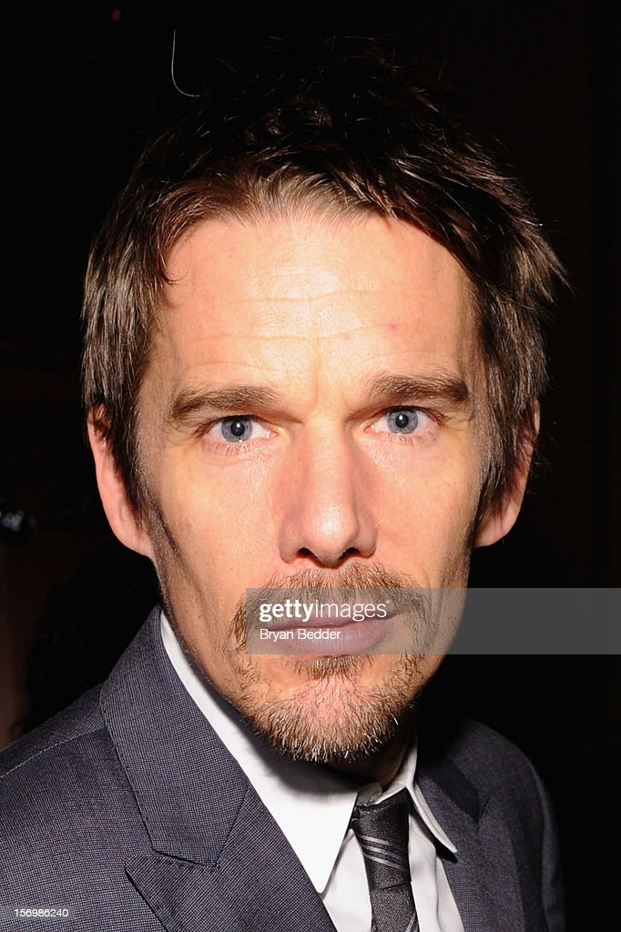 Ethan Hawke attends the IFP's 22nd Annual Gotham Independent Film Awards sponsored by FIJI Water at Cipriani Wall Street on November 26, 2012 in New York City.