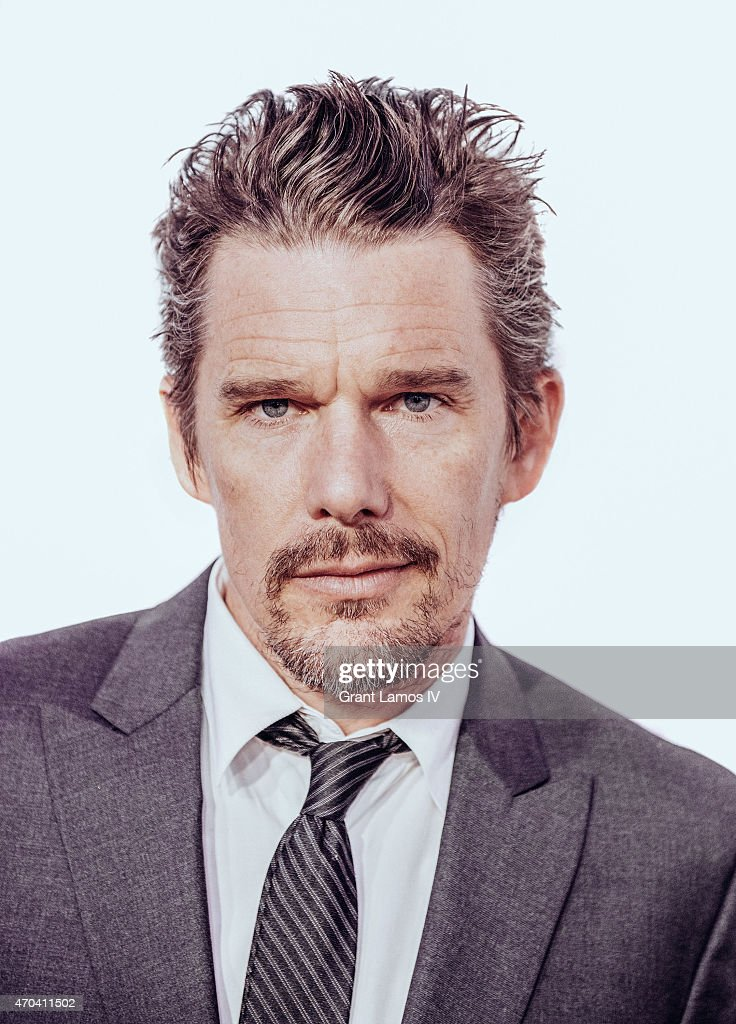 Ethan Hawke attends th...
