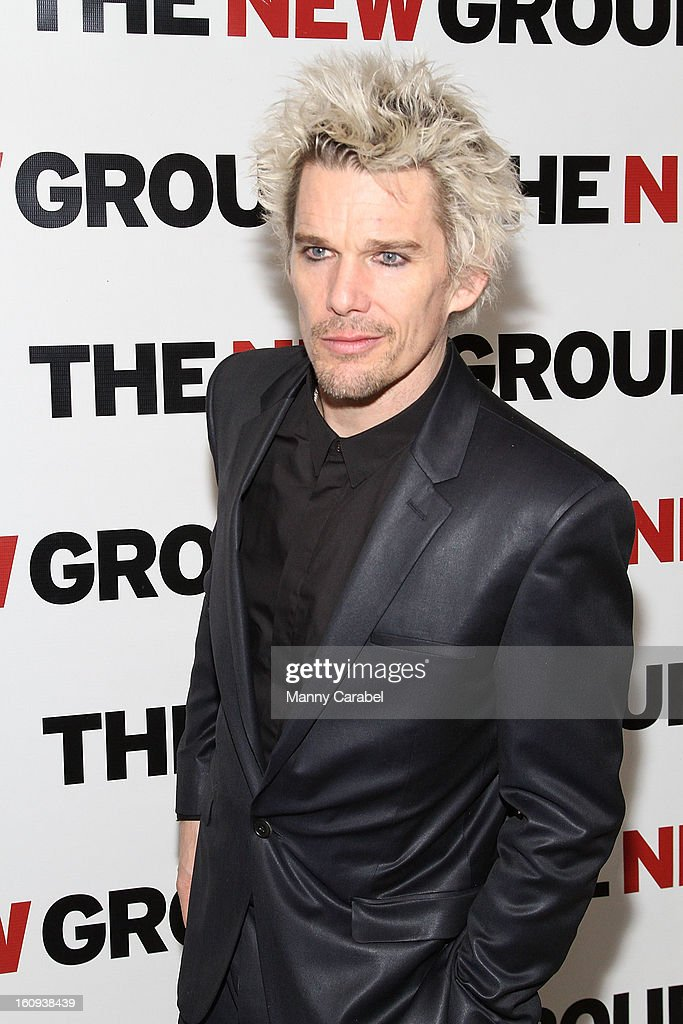 <a gi-track='captionPersonalityLinkClicked' href=/galleries/search?phrase=Ethan+Hawke&family=editorial&specificpeople=178274 ng-click='$event.stopPropagation()'>Ethan Hawke</a> attends the World Premiere of 'Clive' at West Bank Cafe on February 7, 2013 in New York City.