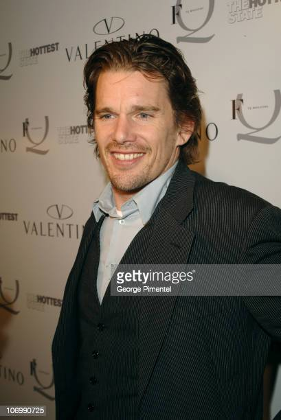Ethan Hawke during 31st Annual Toronto International Film Festival Valentino Hosts 'The Hottest State' After Party at Kulturia in Toronto Ontario...