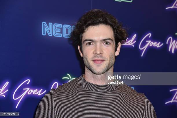 Ethan Peck attends Neon hosts the New York premiere of 'Ingrid Goes West' at Alamo Drafthouse Cinema on August 8 2017 in New York City