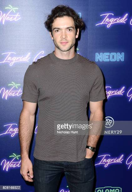 Ethan Peck attends the Neon Hosts The New York Premiere of 'Ingrid Goes West' at Alamo Drafthouse Cinema on August 8 2017 in the Brooklyn borough of...