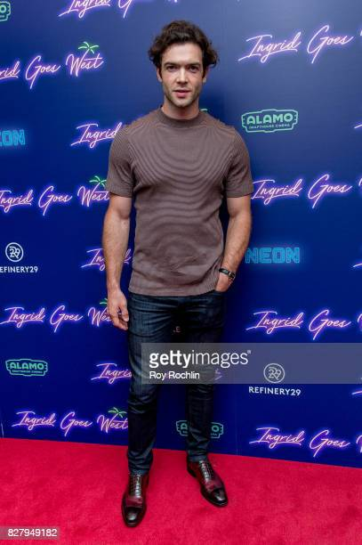 Ethan Peck attends The New York premiere of 'Ingrid Goes West' hosted by Neon at Alamo Drafthouse Cinema on August 8 2017 in the Brooklyn borough of...