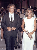 Ethel Kennedy and Joseph Kennedy during Opening of The Kennedy Center For The Performing Arts at The Kennedy Center in Washington DC United States