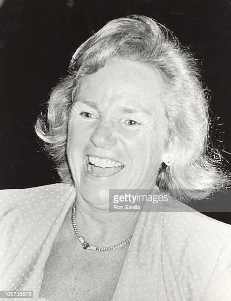 Ethel Kennedy during 20th Anniversary Dinner for the Bedford Stuyvesant Restoration Corporation at Sheraton Centre in New York City New York United...