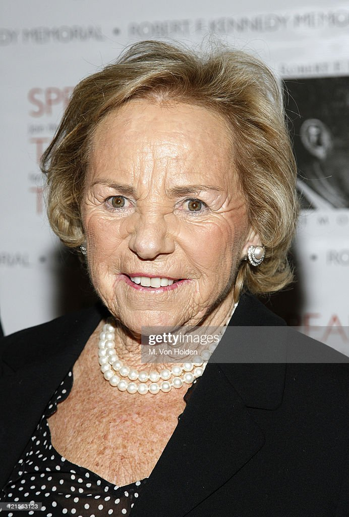 Ethel Kennedy Pictures Getty Images