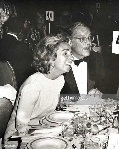 Ethel Kennedy Lemoyne Billings during The 4th Annual Ski Ball at Waldorf Astoria Hotel in New York City New York United States