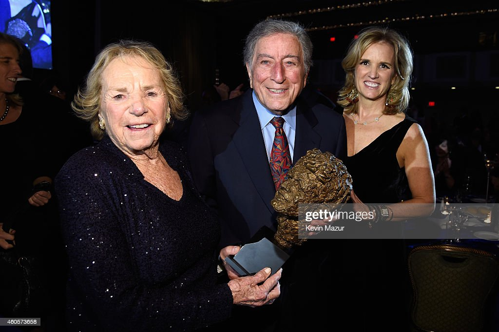 <a gi-track='captionPersonalityLinkClicked' href=/galleries/search?phrase=Ethel+Kennedy&family=editorial&specificpeople=211589 ng-click='$event.stopPropagation()'>Ethel Kennedy</a>, <a gi-track='captionPersonalityLinkClicked' href=/galleries/search?phrase=Tony+Bennett+-+Singer&family=editorial&specificpeople=160951 ng-click='$event.stopPropagation()'>Tony Bennett</a>, and <a gi-track='captionPersonalityLinkClicked' href=/galleries/search?phrase=Kerry+Kennedy&family=editorial&specificpeople=632610 ng-click='$event.stopPropagation()'>Kerry Kennedy</a> attend the RFK Ripple Of Hope Gala at Hilton Hotel Midtown on December 16, 2014 in New York City.
