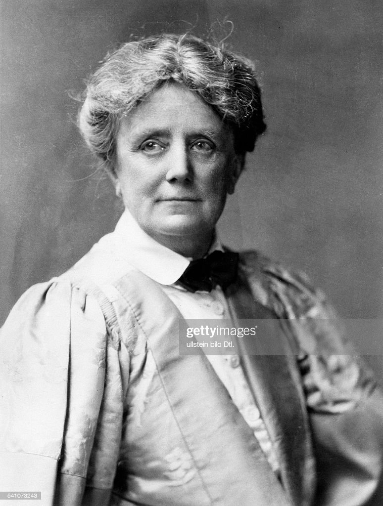 Ethel Smyth, +1858-1944+, English composer and a leader of the women's suffrage movement, portrait, c1928, photograph by Emil Otto Hoppe