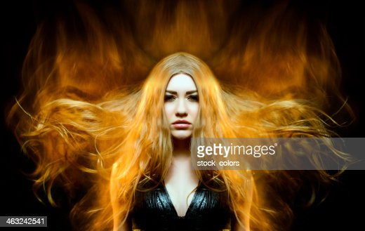 ethereal fire