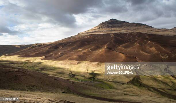 Ethiopia, Valley in the Simien mountains