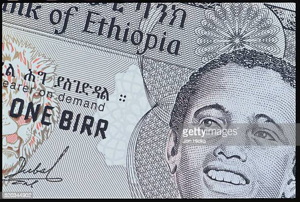 Ethiopian Paper Money