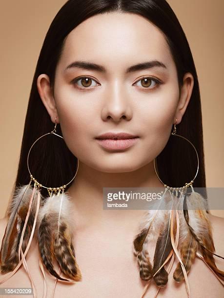 Ethnique de beauté