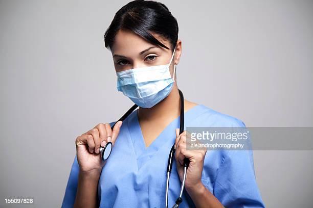 Ethnic nurse