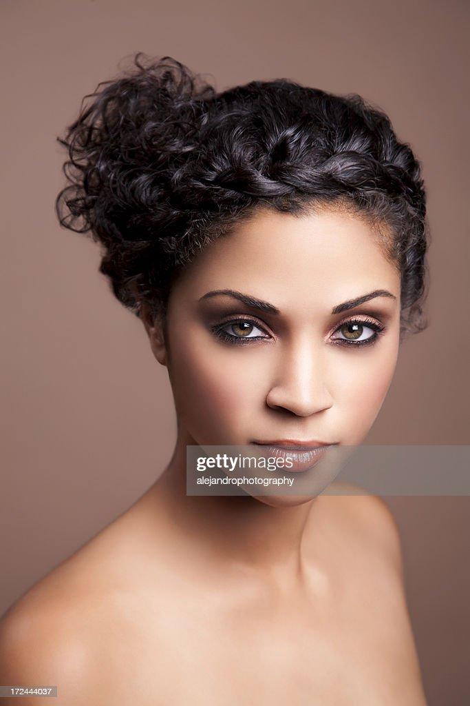 Ethnic Curly Hair 113