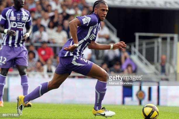 Etienne Capoue Toulouse / Lyon 33eme journee de Ligue 1