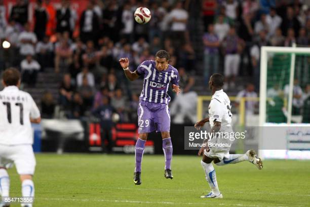 Etienne CAPOUE Toulouse / FC Bruges Europa League 2009/2010 Stadium de Toulouse