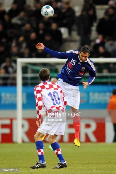 Etienne CAPOUE France / Croatie Match amical Reims
