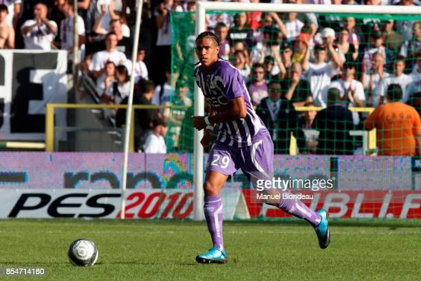Etienne CAPOUE Toulouse / Lorient 8eme journee de Ligue 1 Toulouse