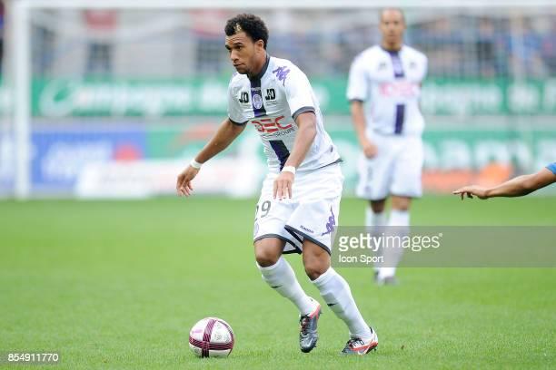 Etienne CAPOUE Caen / Toulouse 5eme journee de Ligue 1