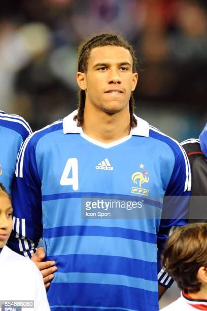 Etienne CAPOUE France / Slovenie Eliminatoires Euro Espoirs Stade Auguste Delaune Reims