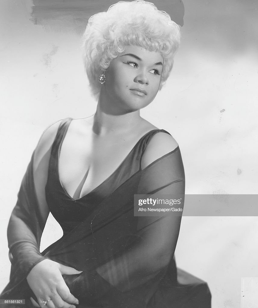 <a gi-track='captionPersonalityLinkClicked' href=/galleries/search?phrase=Etta+James&family=editorial&specificpeople=833123 ng-click='$event.stopPropagation()'>Etta James</a> singer and songwriter seated in an elegant pose early in her career, March 10, 1962.