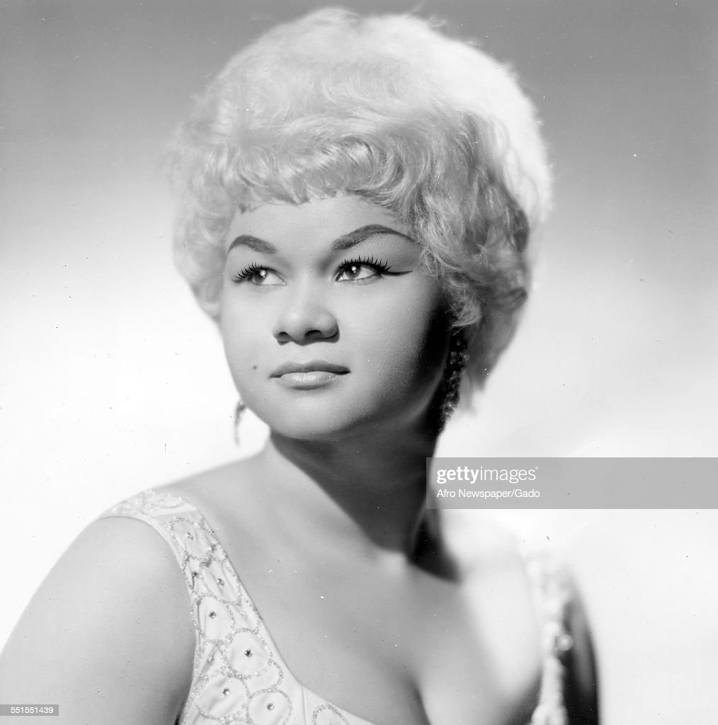 <a gi-track='captionPersonalityLinkClicked' href=/galleries/search?phrase=Etta+James&family=editorial&specificpeople=833123 ng-click='$event.stopPropagation()'>Etta James</a> the singer and songwriter a portrait of her with blonde hair, January 21, 1963.