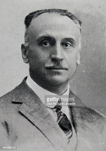 Ettore Artini Italian mineralogist