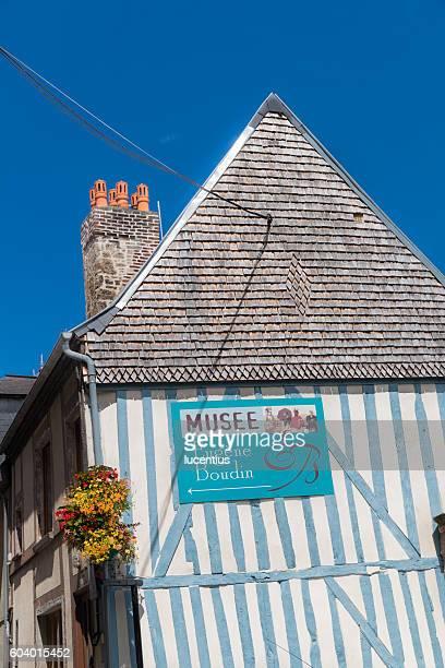 Eugene Boudin museum, Honfleur, France