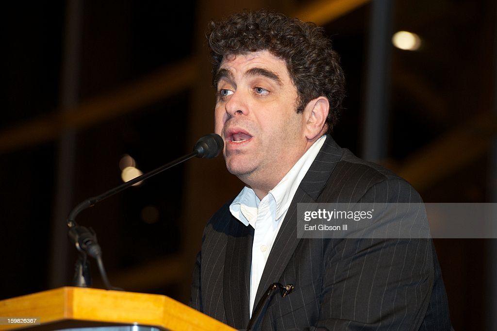 <a gi-track='captionPersonalityLinkClicked' href=/galleries/search?phrase=Eugene+Jarecki&family=editorial&specificpeople=221663 ng-click='$event.stopPropagation()'>Eugene Jarecki</a> speaks at The 2013 Peace Ball: Voices of Hope And Resistance at Arena Stage on January 20, 2013 in Washington, DC.