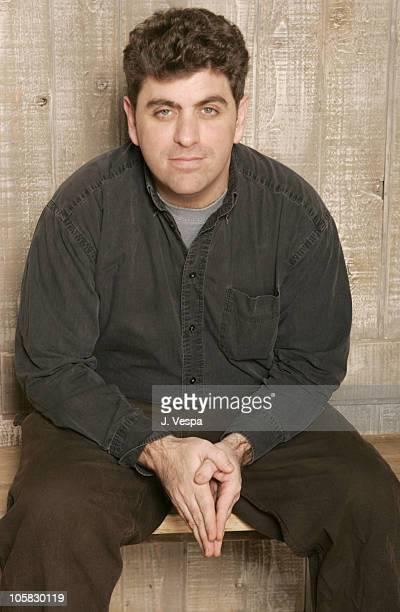 Eugene Jarecki writer/director during 2005 Sundance Film Festival 'Why We Fight' Portraits at HP Portrait Studio in Park City Utah United States