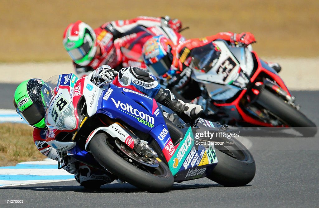 2014 Superbike World Championship - Race 1 & 2
