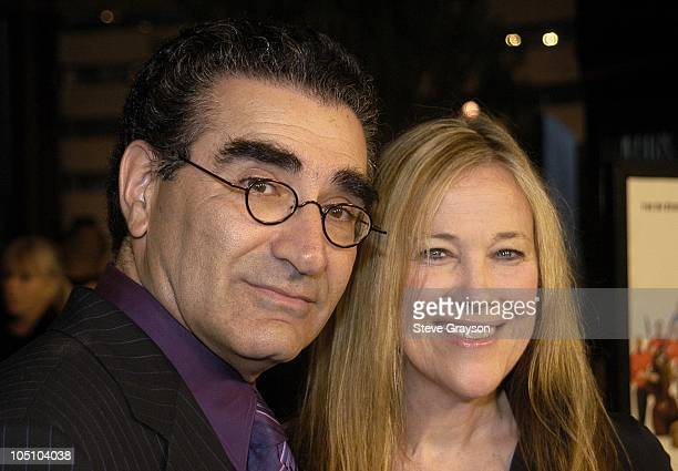 Eugene Levy and Catherine O'Hara during 'A Mighty Wind' Los Angeles Premiere at The Directors Guild of America in West Hollywood California United...