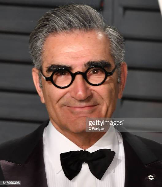 Eugene Levy attends the 2017 Vanity Fair Oscar Party hosted by Graydon Carter at Wallis Annenberg Center for the Performing Arts on February 26 2017...
