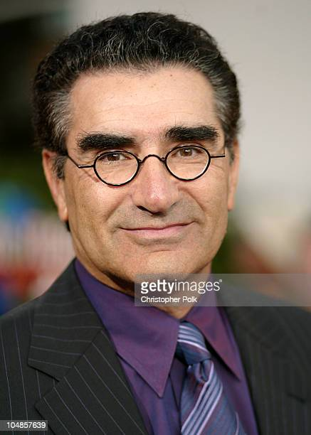 Eugene Levy during 'American Wedding' World Premiere at Universal Studios Cinema in Universal City California United States