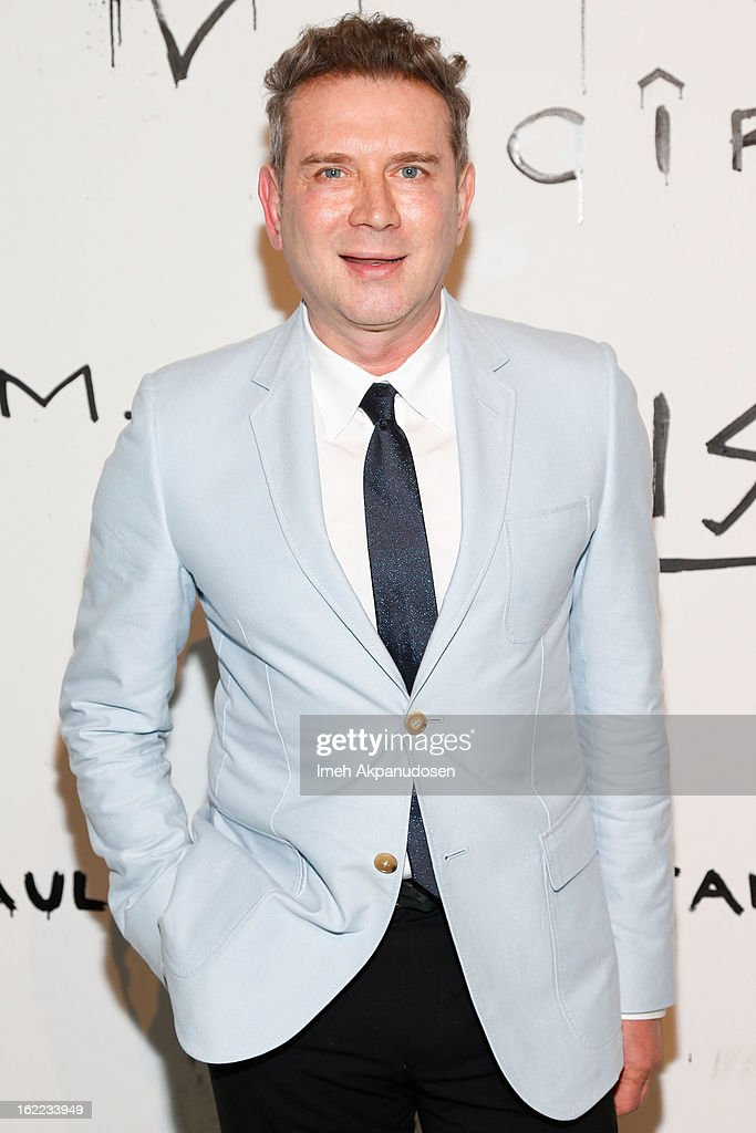 Eugene Sadovoy attends The Art Of Elysium's 6th Annual Pieces Of Heaven Powered By Ciroc Ultra Premium Vodka at Ace Museum on February 20, 2013 in Los Angeles, California.