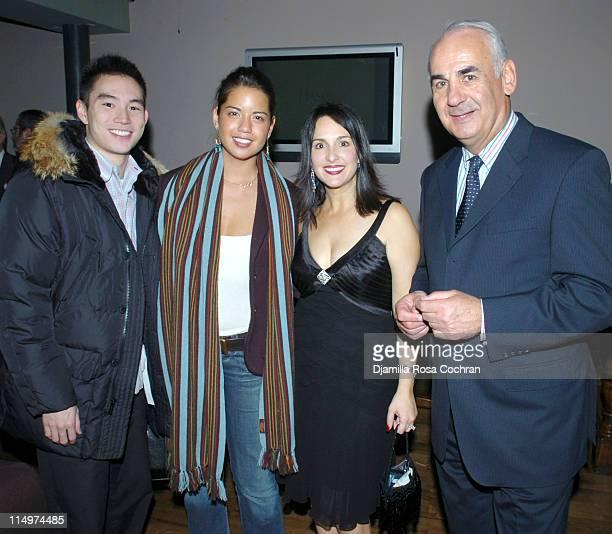 Eugene Tong Heather Shimokawa Laurie Haspel and James Ammeen