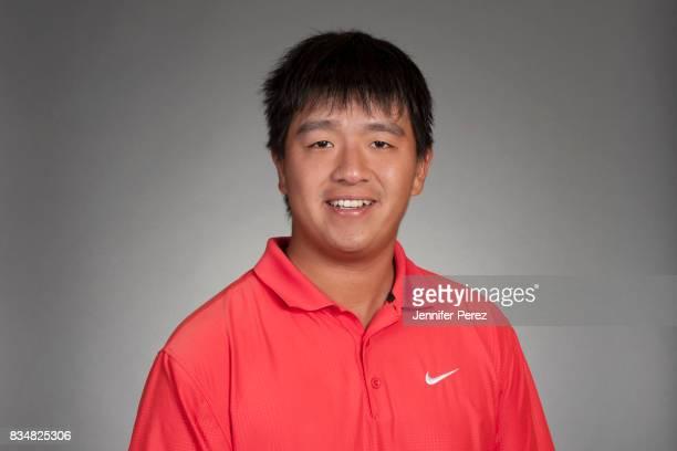 Eugene Wong current official PGA TOUR headshot