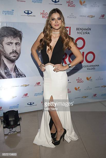 Eugenia 'La China' Suarez attends the 'El Hilo Rojo' premiere at the Dot Baires on May 17 2016 in Buenos Aires Argentina