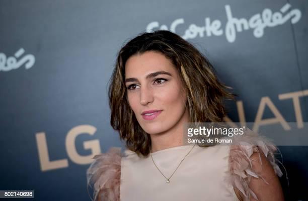Eugenia Ortiz attends LG Signature Presentation on June 27 2017 in Madrid Spain