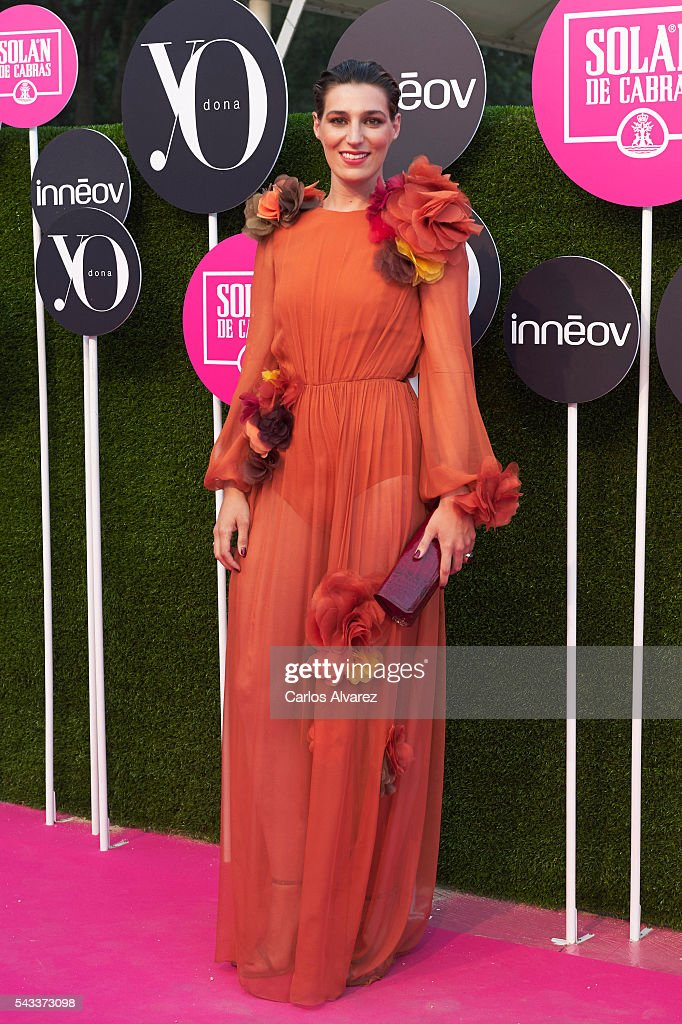 Eugenia Osborne attends 'Yo Dona' International awards on June 27, 2016 in Madrid, Spain.