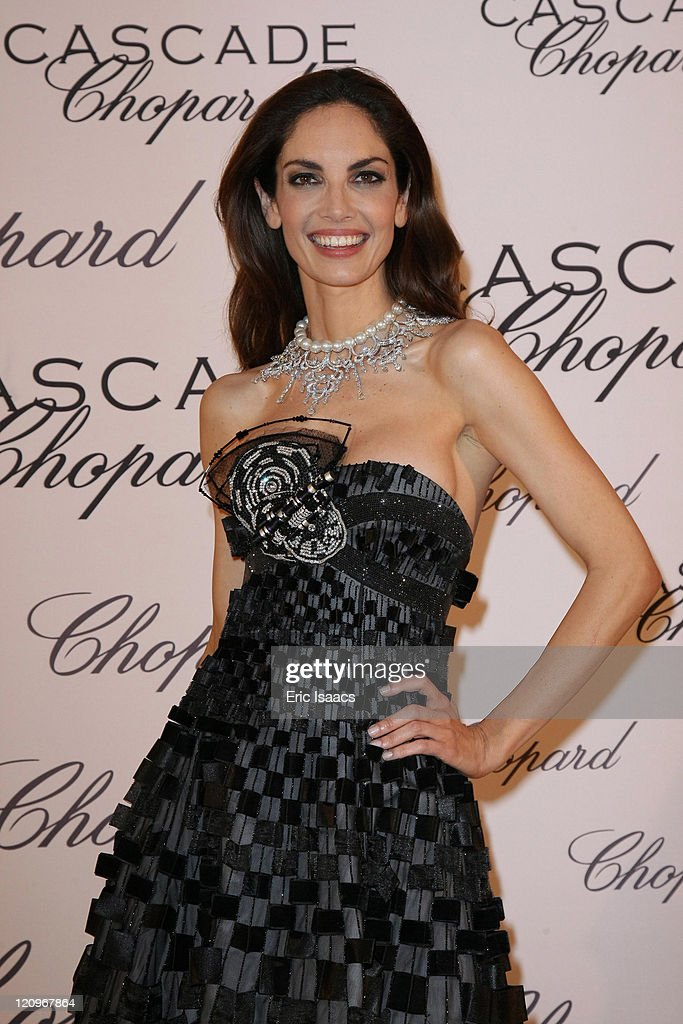 2009 Cannes Film Festival - Chopard Hosts Belle Du Nuit Dinner