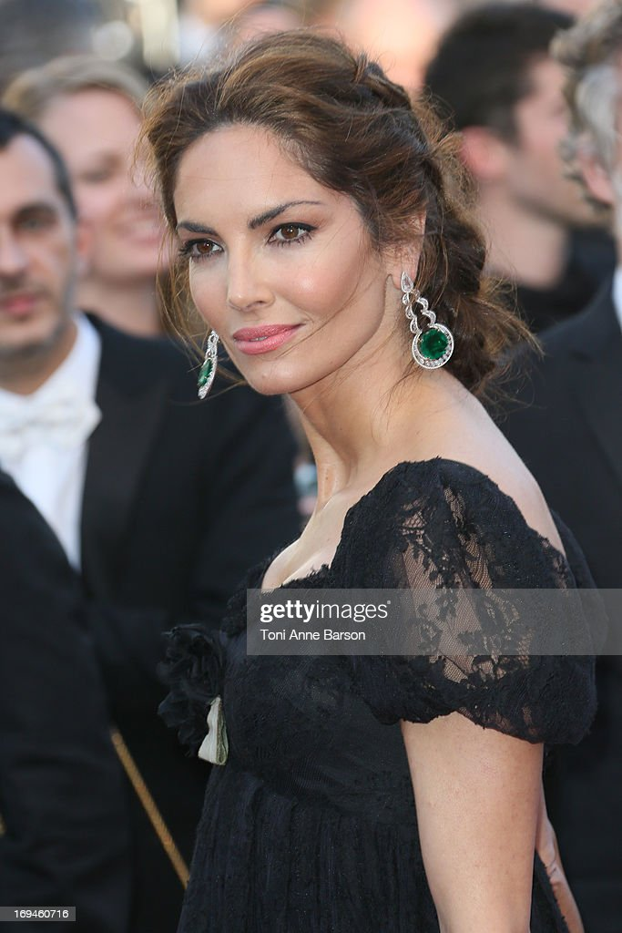 <a gi-track='captionPersonalityLinkClicked' href=/galleries/search?phrase=Eugenia+Silva&family=editorial&specificpeople=2082069 ng-click='$event.stopPropagation()'>Eugenia Silva</a> attends the premiere of 'The Immigrant' at The 66th Annual Cannes Film Festival on May 24, 2013 in Cannes, France.
