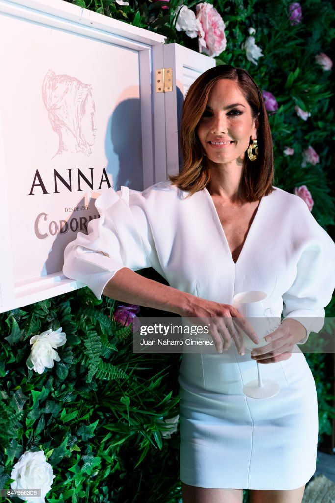 Eugenia Silva Is Codorniu Ambassador - Mercedes-Benz Fashion Week Madrid Spring/Summer 2018